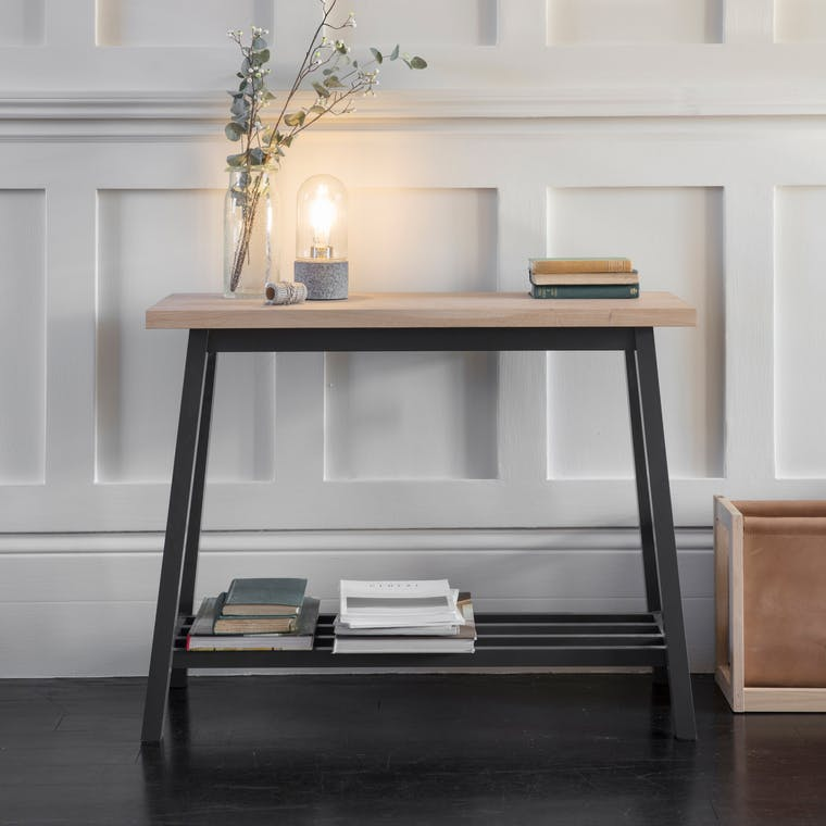 Clockhouse Console Table