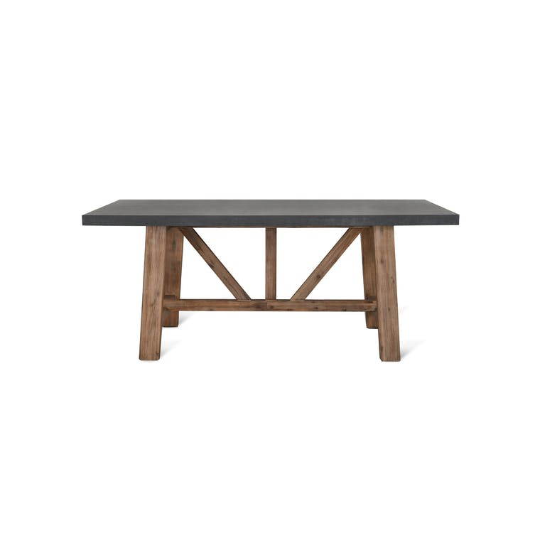Indoor Outdoor Chilson Table in Small or Large  | Garden Trading