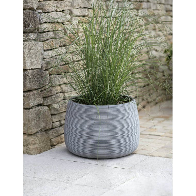 Fibre Clay Coates Planter in Small, Medium or Large | Garden Trading