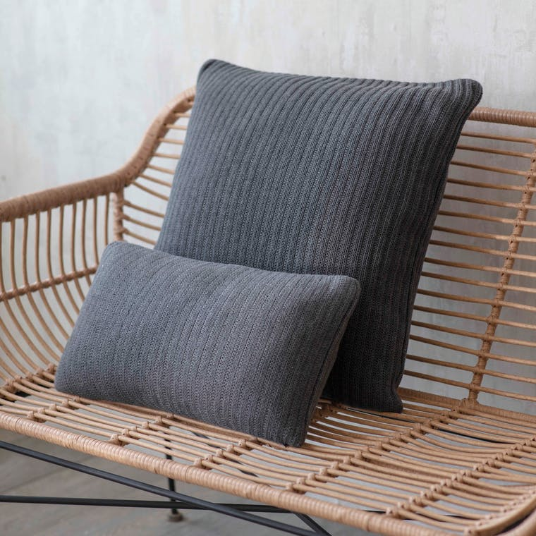 Cotton Orford Cushion in 30x50cm or 60x60cm   Garden Trading