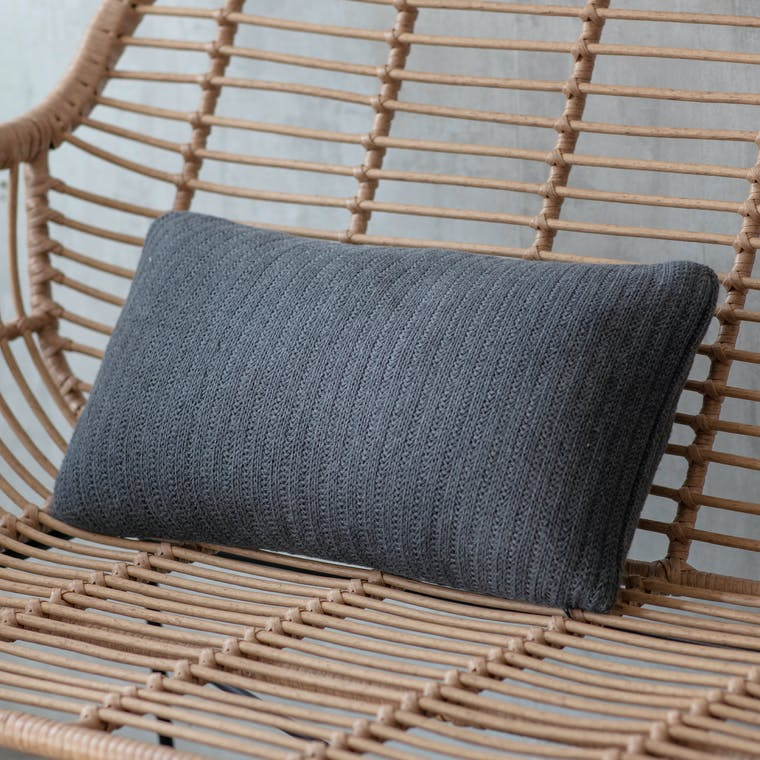 Cotton Orford Cushion in 30x50cm or 60x60cm | Garden Trading