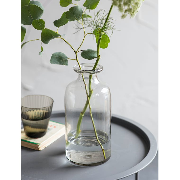 Clearwell Vase, Tall by Garden Trading