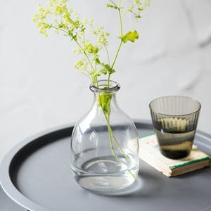 Clearwell Bottle Vase