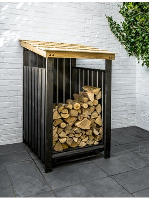 Chelwood Modular Log Store