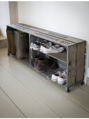 Colworth Welly Crate