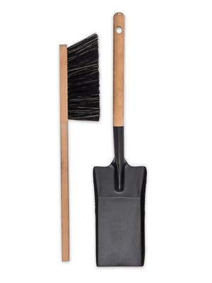 Jutland Dustpan & Brush