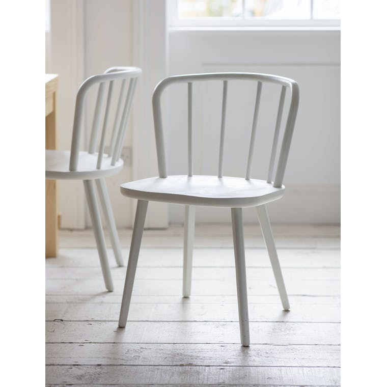 Garden Trading Set of 2 Uley Dining Chairs