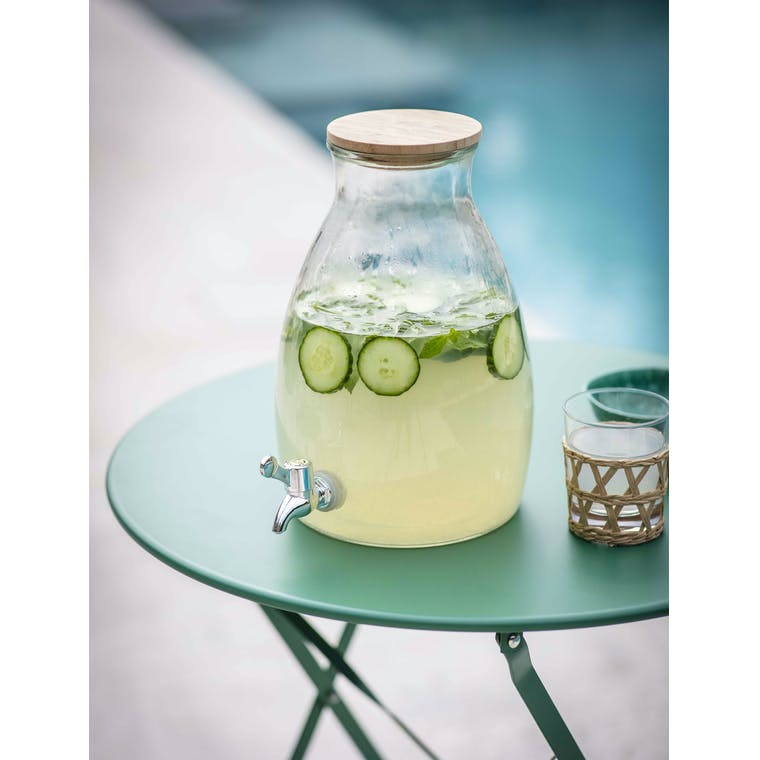 Garden Trading Drinks Dispenser - Glass
