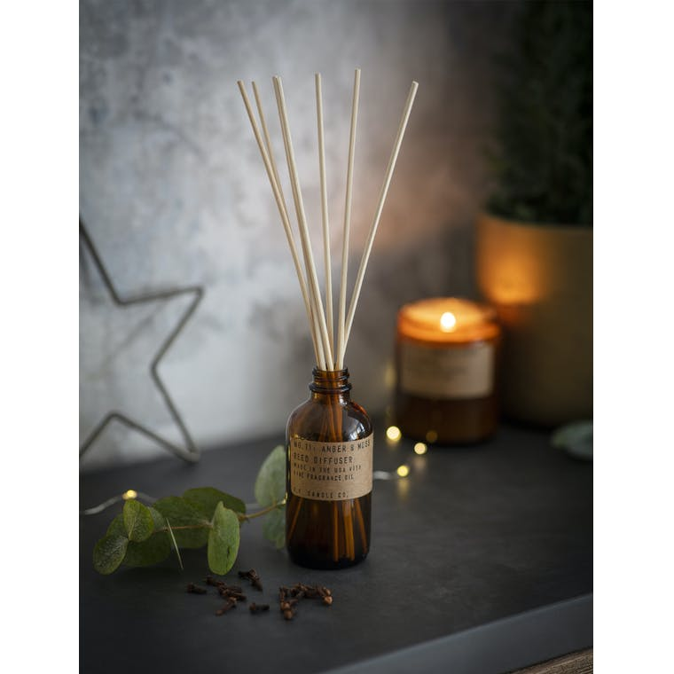 Diffuser in Black Fig or Amber and Moss | Garden Trading