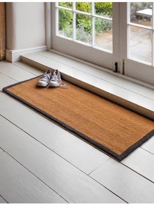 Double Doormat with Border