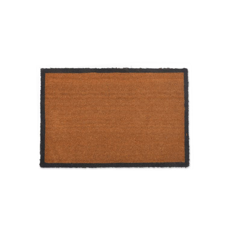 Indoor Doormat with Grey Border in Small or Large | Garden Trading