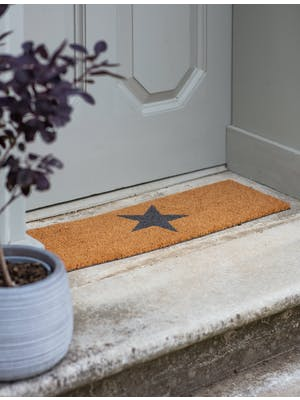 Top Step Star Doormat