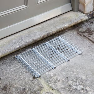 Galvanised Steel Doormat