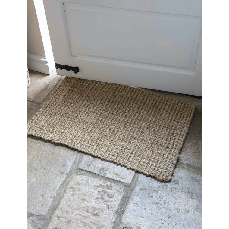 Garden Trading Woven Doormat in Natural