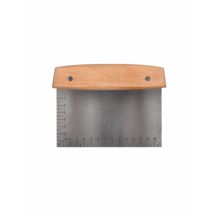 Wooden Borough Dough Scraper | Garden Trading