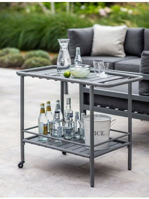 Rectangular Drinks Trolley