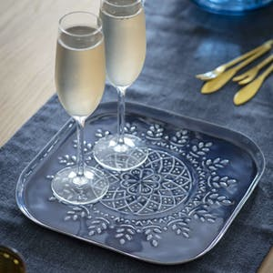 Fiskardo Drinks Tray