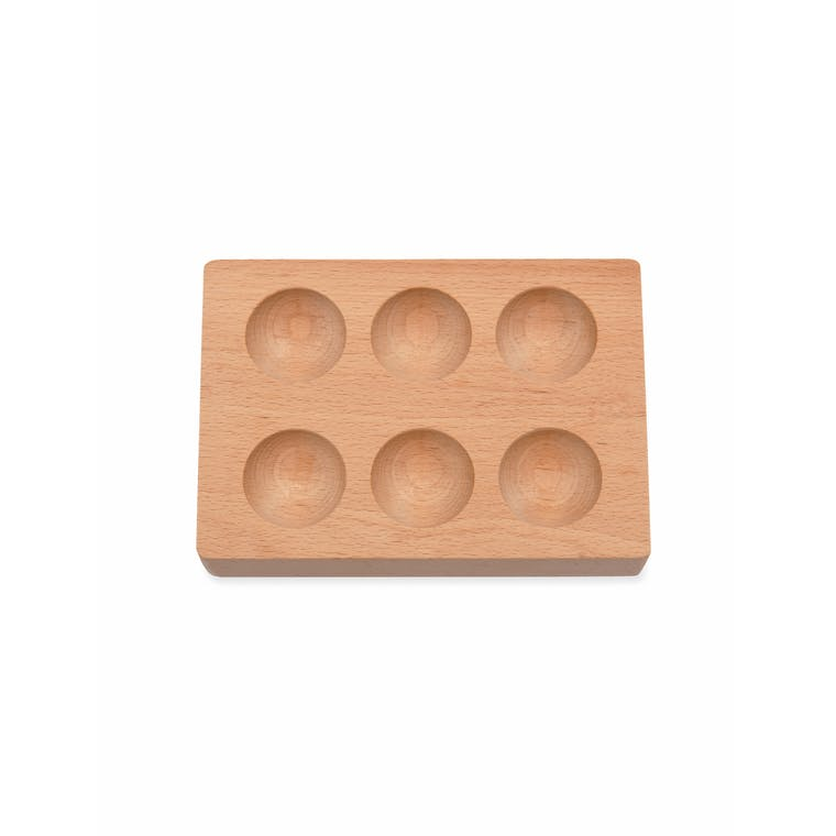 Wooden Borough Egg Holder | Garden Trading