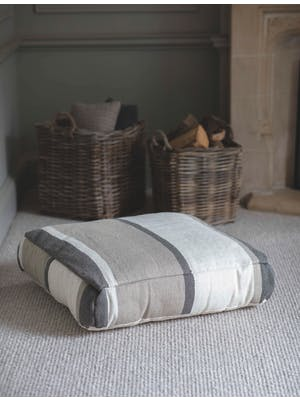 Beccles Stripe Floor Cushion