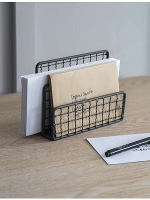 Farringdon Desk Letter Holder