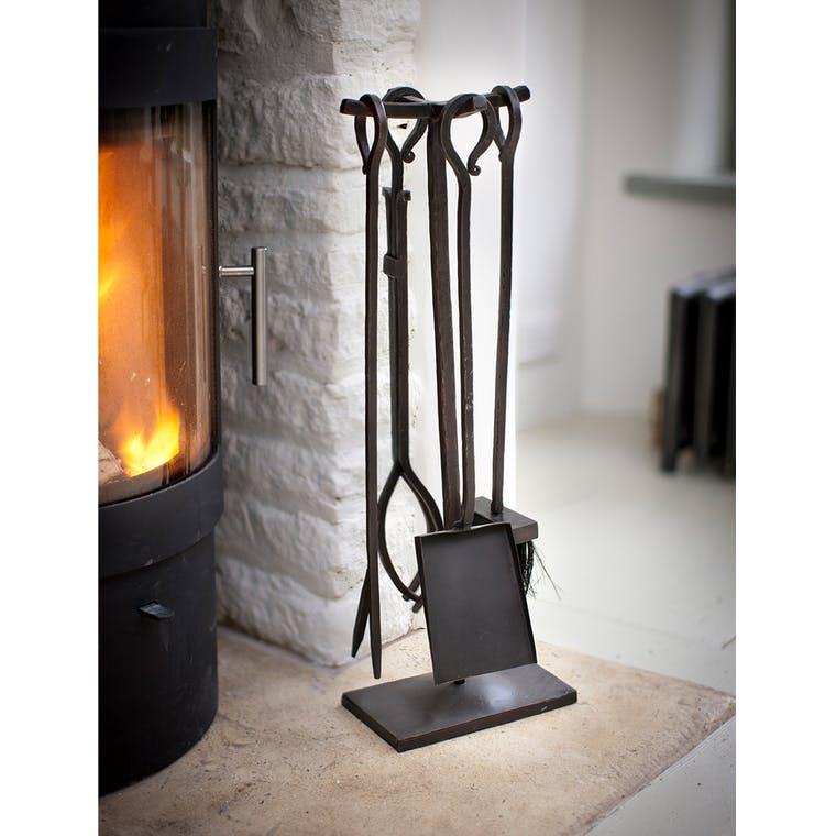 Garden Trading Fireside Set of 4 Tools