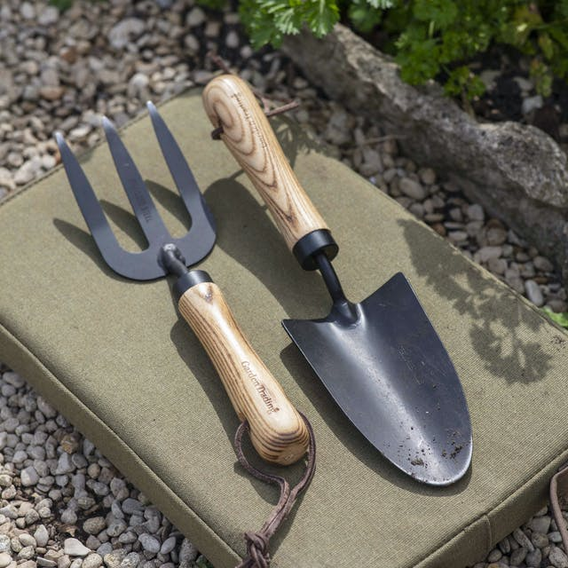 Horton Fork and Trowel Set