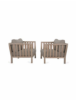 Pair of Porthallow Armchairs