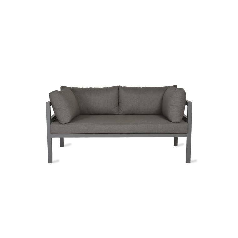 Aluminium West Strand Sofa in 2 or 3 Seater | Garden Trading