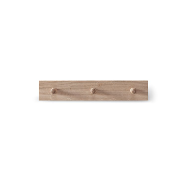 Raw Oak Hambledon Pegs in 3 or 6  | Garden Trading