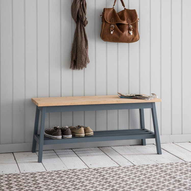 new arrival fbe36 a3534 Clockhouse Hallway Bench