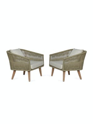Pair of Colwell Armchairs