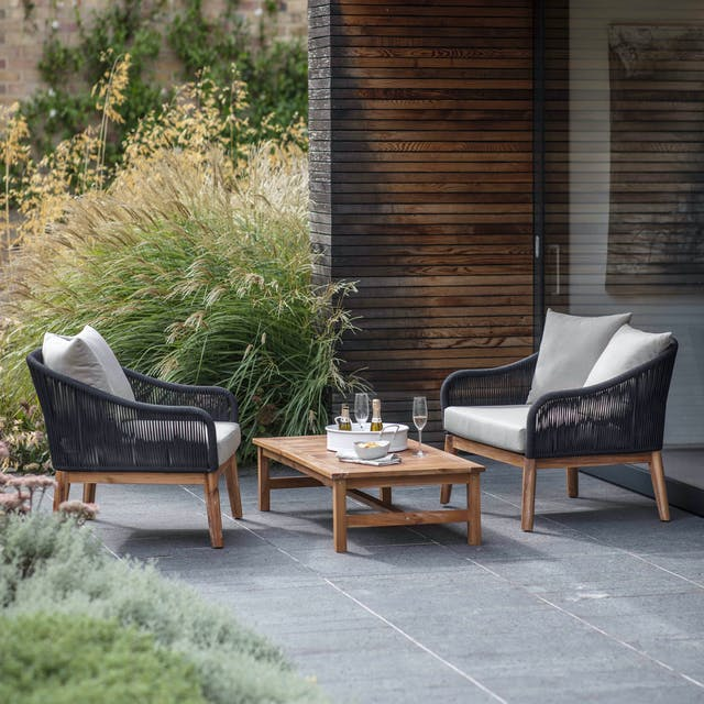 Luccombe Armchair Set