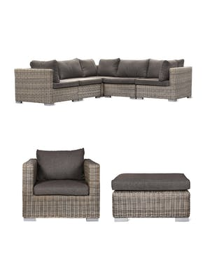 Marden Corner Sofa Set