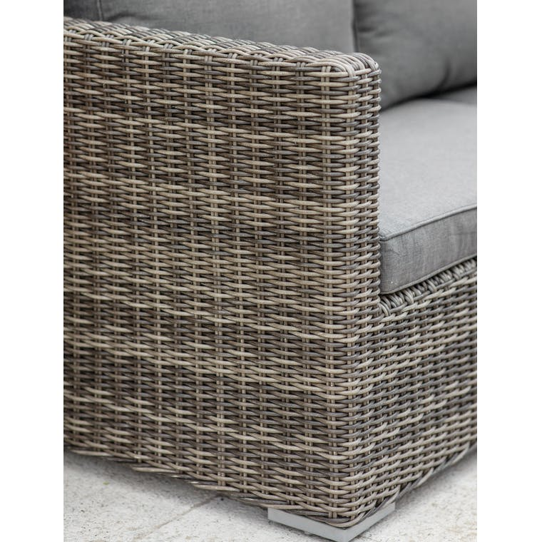 All-weather Rattan Swatch for Selborne | Garden Trading
