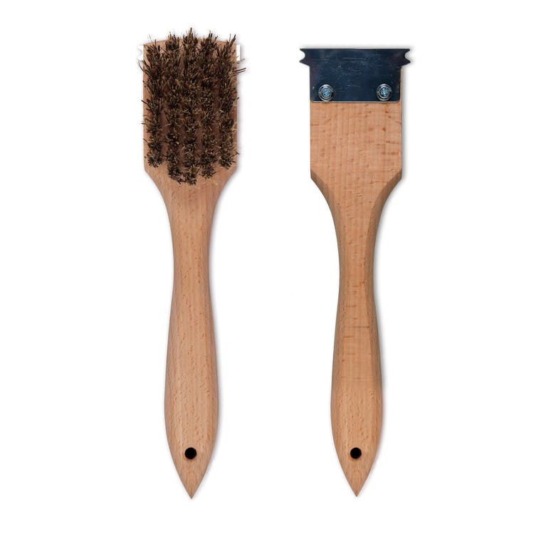Wooden Grill Brush | Garden Trading