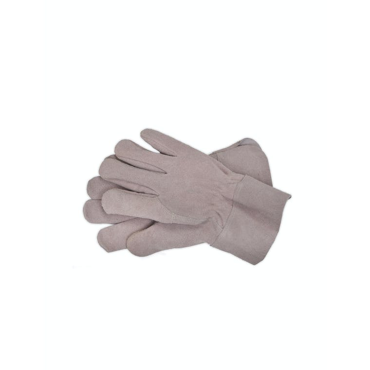 Suede Garden Gloves in Natural or Black | Garden Trading