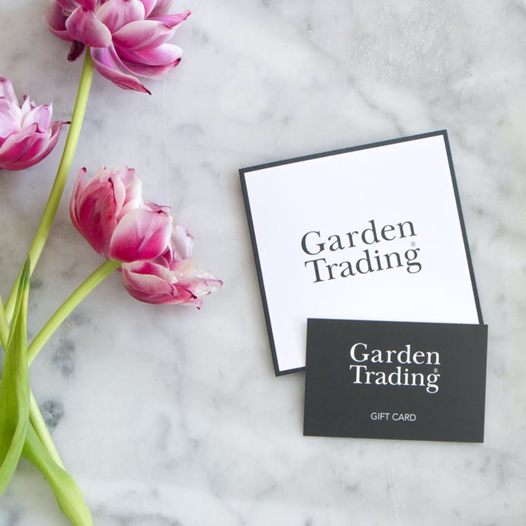 Gift Card or Voucher in £5, £10, £20, £25, £30, £40, £50 or £100 | Garden Trading