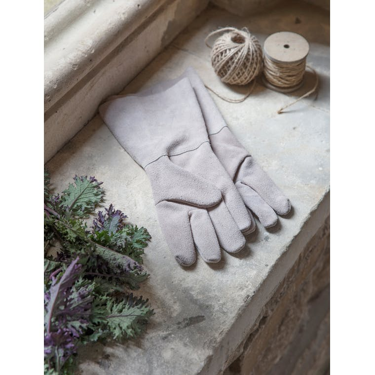 Garden Trading Gauntlet Gloves, Natural