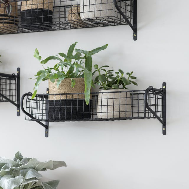 Wirework Basket Shelf