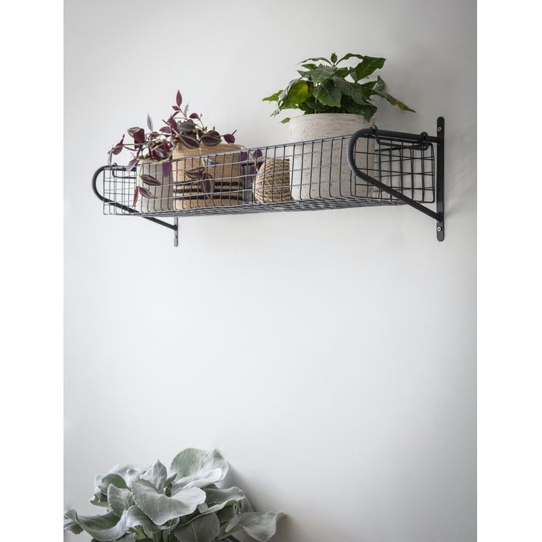 Garden Trading Large Hanging Basket Shelf