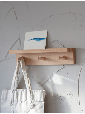 Hambledon Peg Rail Shelf