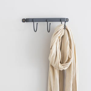 Cloakroom Hook Rail
