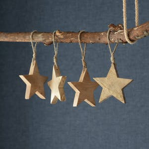 Set of 4 Woodbridge Stars