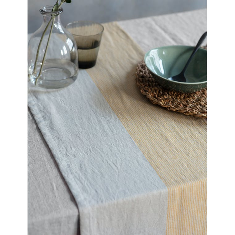 Hazleton Table Runner by Garden Trading