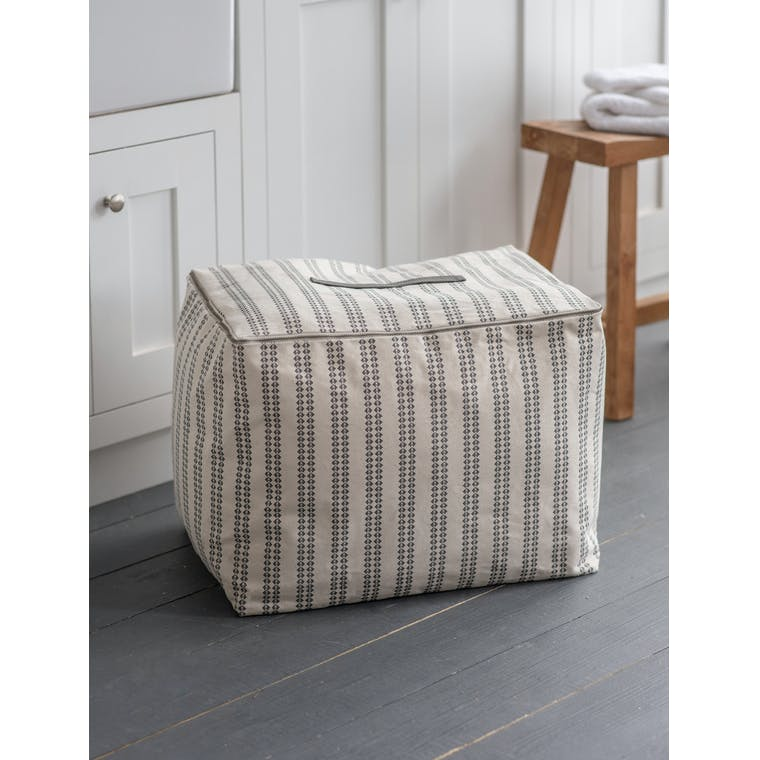 Hatherop Storage Bag with Lid by Garden Trading