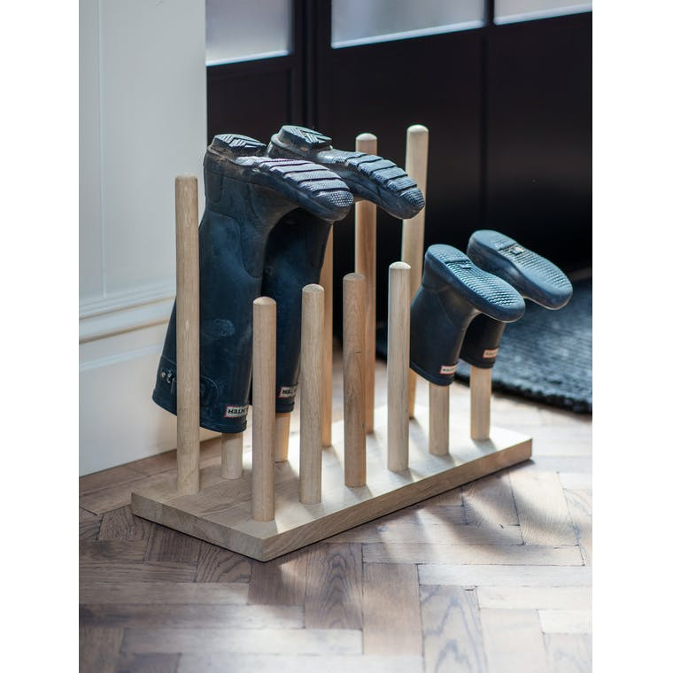 Hambledon Welly Stand, Large by Garden Trading