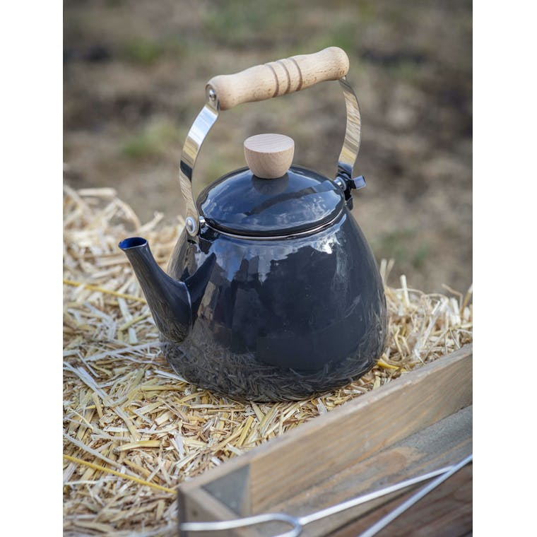 Garden Trading Stove Kettle in Carbon