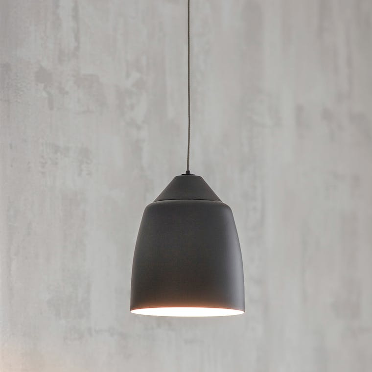Steel Adelphi Bathroom Pendant Light | Garden Trading