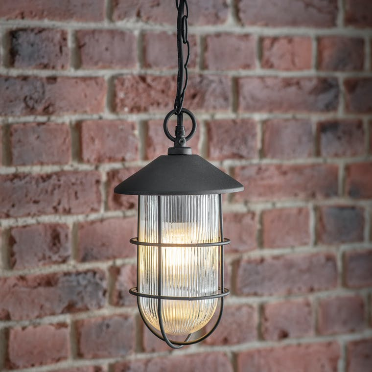 Cobalt Outdoor Pendant Light