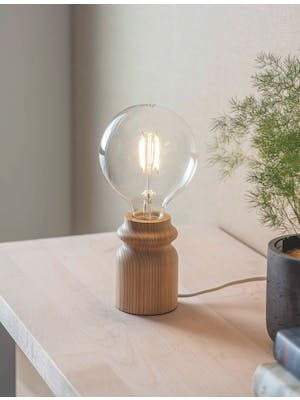 Bloomsbury Bulb Holder Table Lamp